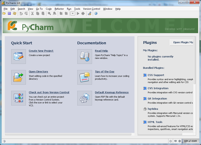 PyCharm: JetBRAINS IDE for Python and Django | Tim Anderson's IT Writing