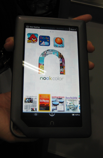 Developers Keen To Get Apps On Barnes Amp Noble Nook Tim