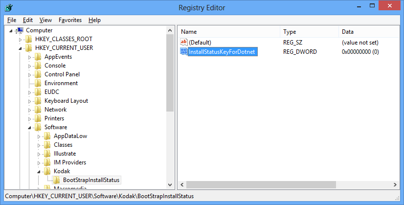 reg query key name