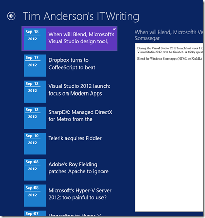 blog writing apps for windows