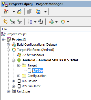 Embarcadero RAD Studio XE5 (Delphi) for Android now available | Tim