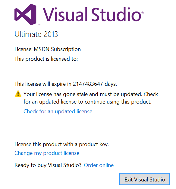 visual studio online pricing