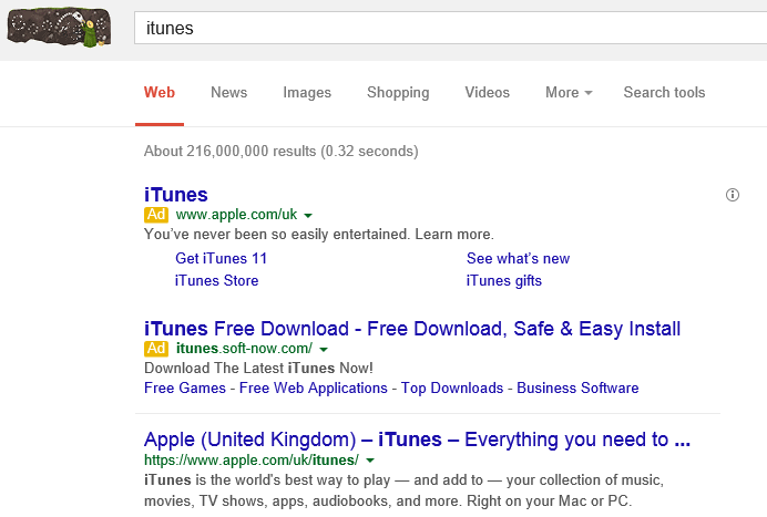 Google, Bing: time to junk these parasitic download sites   Tim