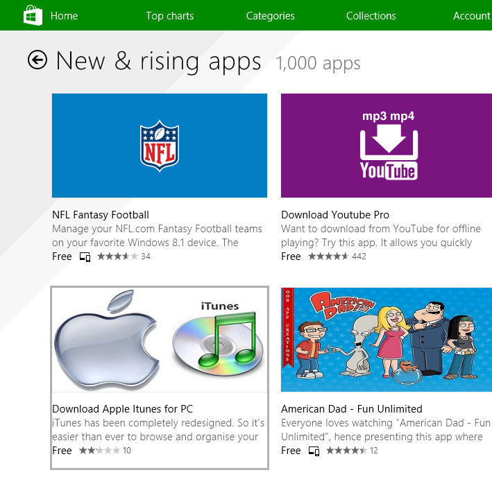 Microsoft's broken Windows Store: an unconvincing official