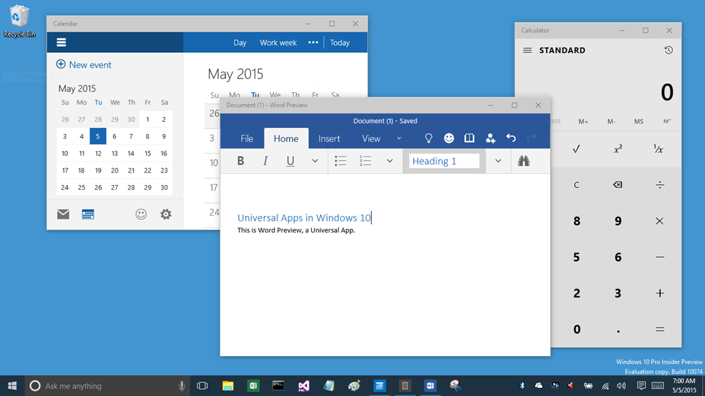 windows 8 app  without store