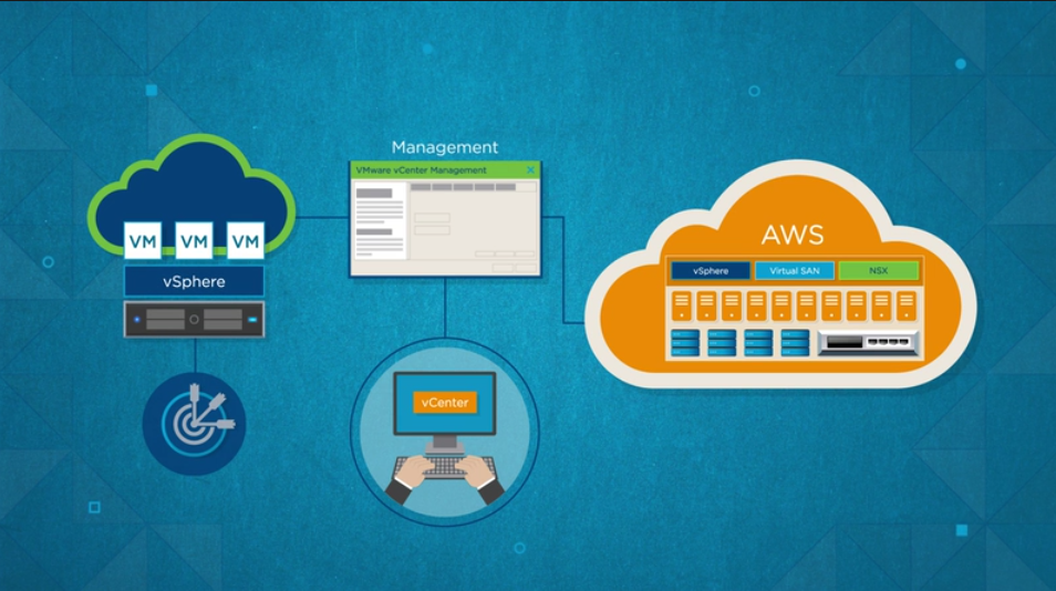 VMware Cloud on AWS: a game changer? What about Microsoft's