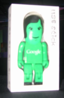 Smiley Google USB guy
