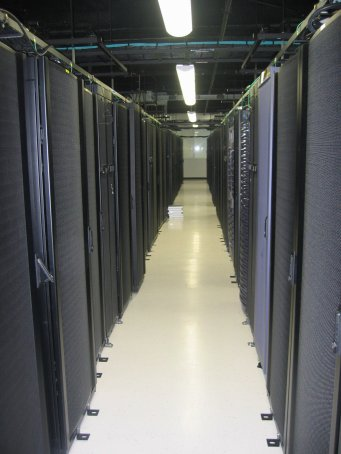 Sun's datacenter in Santa Clara