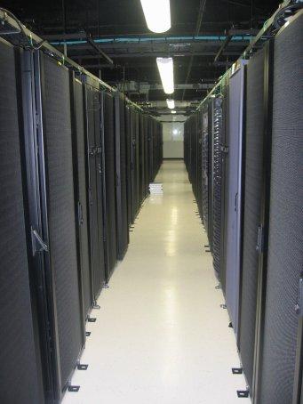 Sun's datacenter in Santa Clara