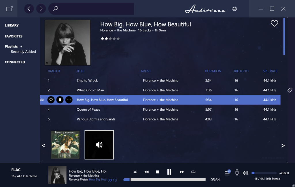 Audirvana Plus for Windows review: a music player which
