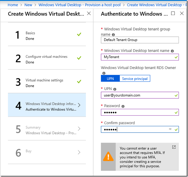 Hands on with Windows Virtual Desktop | Tim Anderson's IT